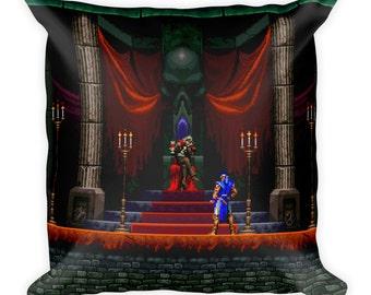 Castlevania: Symphony of the Night Dracula Pillow