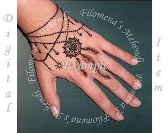 Cutom tattoo design, Henna designs, Mehndi designs, Tattoo design, Arabic henna, Custom design, Tattoos, Hand drawn, Henna design, Mehndi