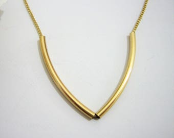 Gold Chain Necklace, Gold Filled Chain, Clean Style