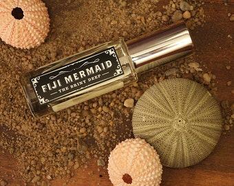 Fiji Mermaid - The Briny Deep - Perfume Oil Spray