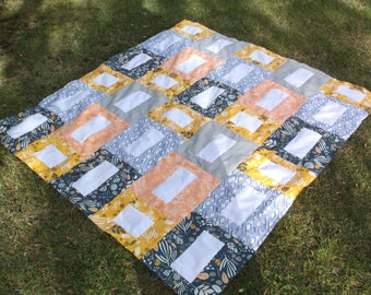 Quilt top unfinished quilt top only