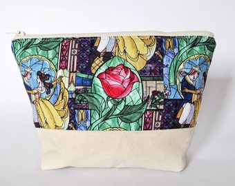 Enchanted Zippered Pouch