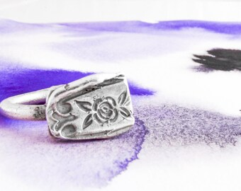 Sterling Silver Ring -  Handmade Jewelry - Handmade Ring - Silver Ring - Boho Ring -  Handcrafted Ring