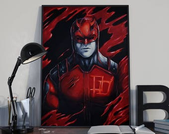 Original Daredevil - 33x25cm + DÁREK