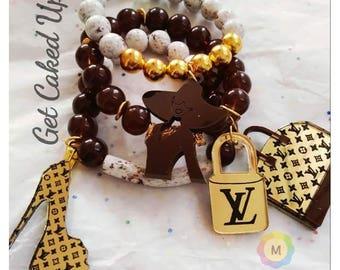 Stack Charm Bracelet Sets II