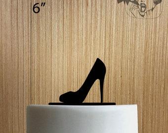 High Heel 225-212 Cake Topper