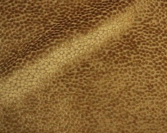 Duchess - Beautiful Burnout Velvet,  Upholstery Fabric by the Yard- Marzipan
