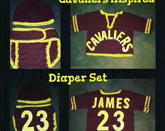 Crochet Sport Team Set