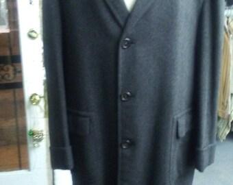 Men's Luxurious Cashmere Coat