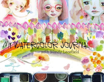 My Watercolor Journal - online class