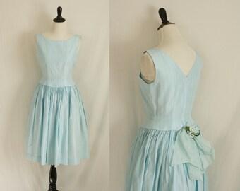 1960s dress   vintage 60s party dress