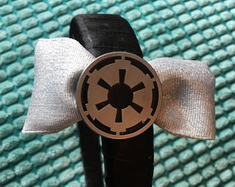 Star Wars Galactic Empire bow headband