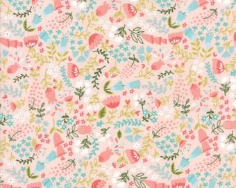 Home Sweet Home Pink Forest Flora Yardage  SKU# 20574-12