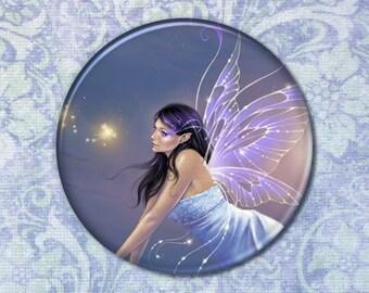 Twilight Shimmer Fairy Pocket Mirror
