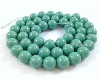 5810 JADE 10mm 10pcs Swarovski Crystal Round Pearls
