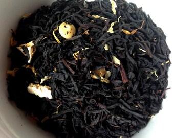 Creamy Caramel Blended Loose Leaf Black Tea