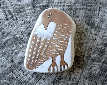 Beach Pottery Bird