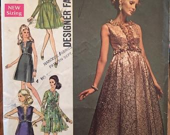Vintage 1969 Simplicity Pattern #3497  Size 14