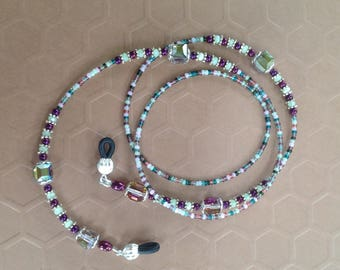 Party Time Eyeglass Chain