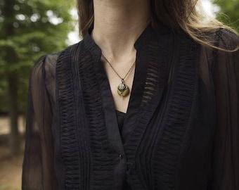 Necklace || Hiraeth Locket