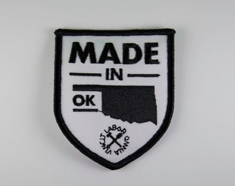 Made in OK Patch