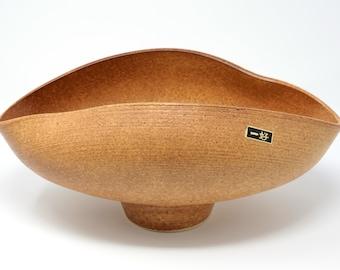 1960's Freeform Japanese Ikebana Centerpiece Bowl
