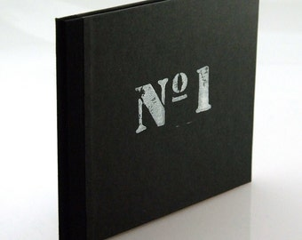 Nauli CD Case No 1 in black and white