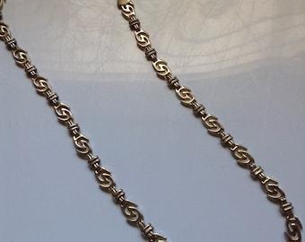 Vintage Oscar de la Renta necklace