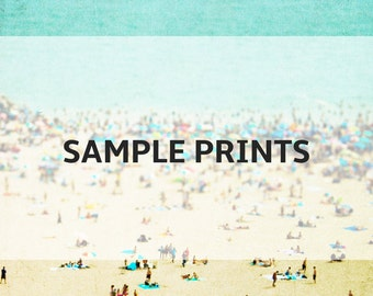 Sample Prints - Large Scale Photography