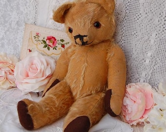 Damelza – 1940/50s English Teddy Bear