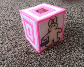 Easter Tissue Boxes