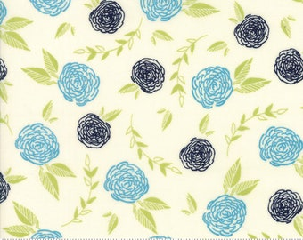 Creekside Roses Ivory Spray 37531 11 by Sherri and Chelsi from Moda ~ By the Yard