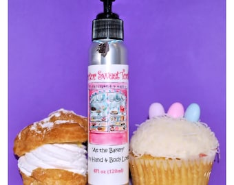 At the Bakery Body Lotion (Paraben Free)