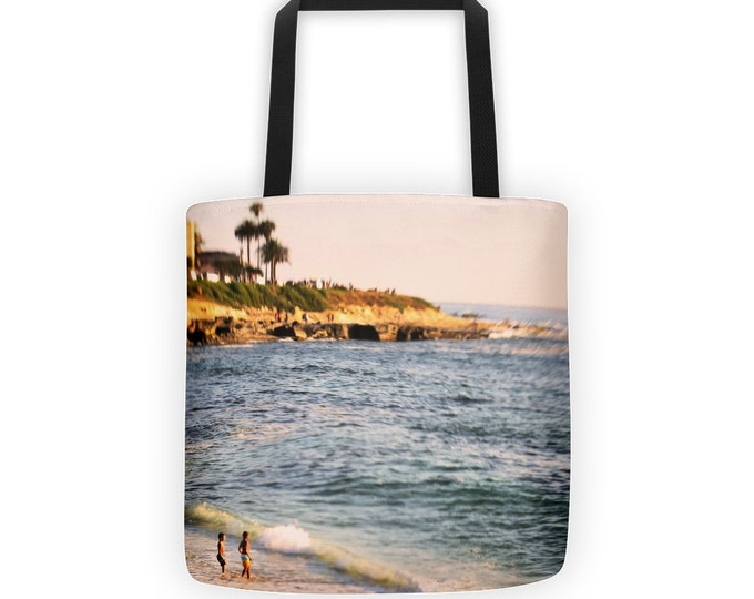 Dreamy Surf for Eco Shopping and School and Sundry
