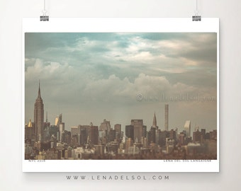 Photography, NYC Photography, New York City, NYC Skyline, Manhattan photography, NYC print, gift idea, urban photography, Manhattan, gift