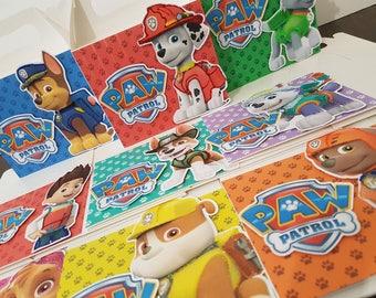 Paw Patrol Party Boxes