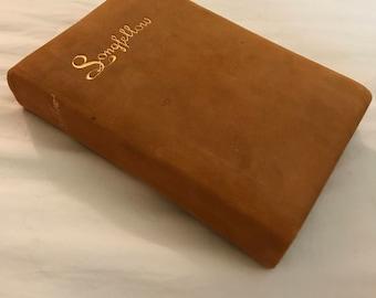 1901 Poems of Henry W Longfellow