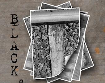 LETTER T Alphabet Photography LETTERS - Black and White Alphabet Photos