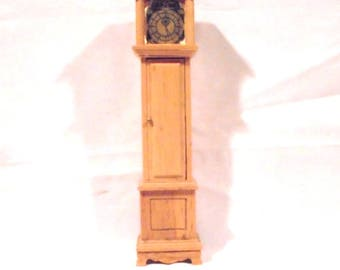 Doll House Grandfather Clock