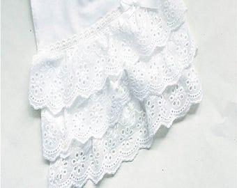 Baby Bib | Little Princess Lace Bibs | White Lace | Fancy baby bib | Baby Shower Gift | Church bib | Adjustable bib | Birthday gift | Infant