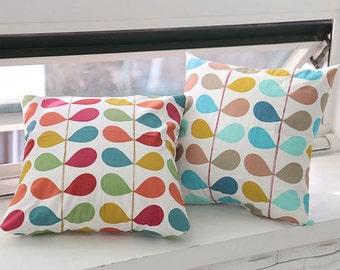 Scandinavian Nordic Swedish Style Fabric Cotton 100% -Balloon by yard