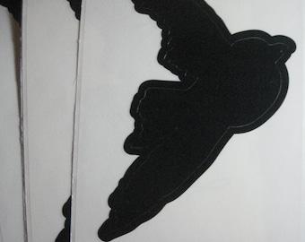 Black Bird Sticker