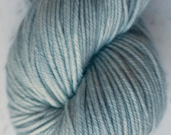 Sparkle Sock Yarn, Silver