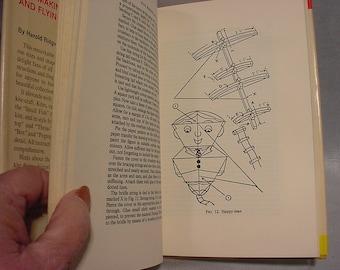 Book Kite Making Illustrated w/ Dust Jacket