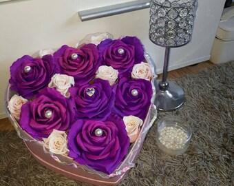 Flower florist box