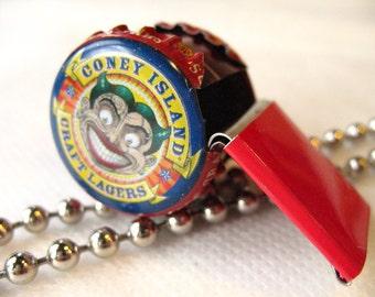 Whistle Coney Island Clown, New York Souvenir