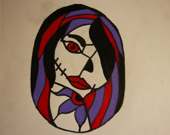 custom stained glass pieces