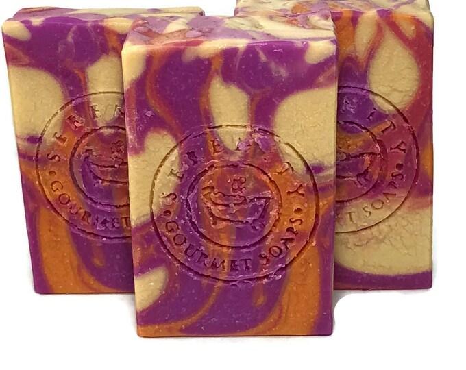 Malibu Vegan Handmade Bath Soap Bar