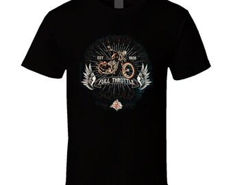 Motorcycle Club T Shirt