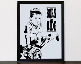 Custom Stencil Sketch Poster, Personalized Wedding, Anniversary, Birthday Gift Ideas
